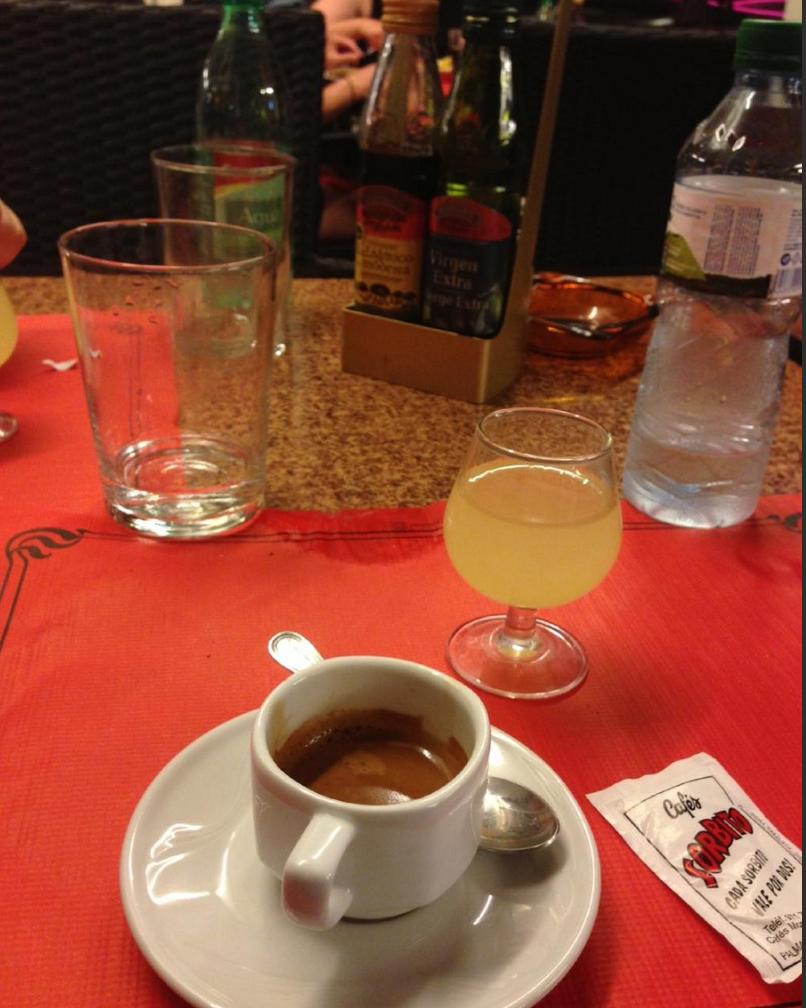 caffè-e-limoncello